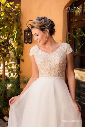 Evelyn Bridal Style #17834AAV
