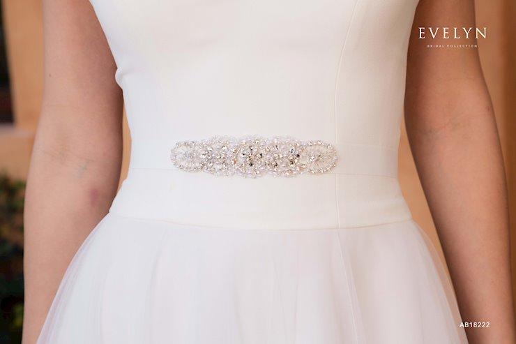 Evelyn Bridal Style #AB18222