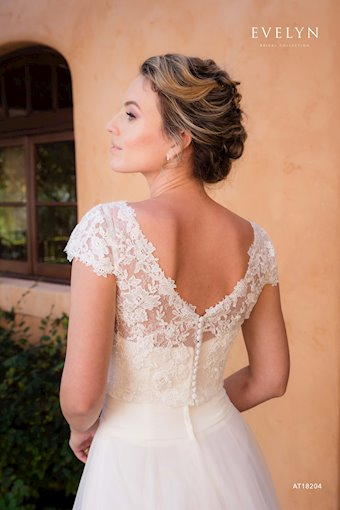 Evelyn Bridal Style #AT18204
