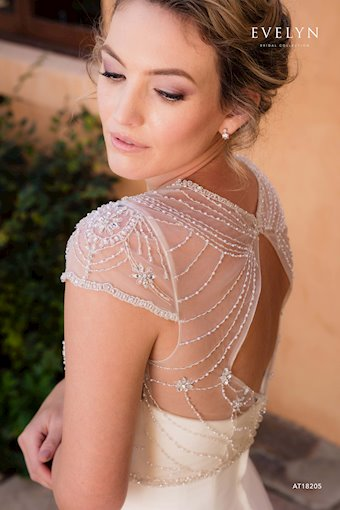 Evelyn Bridal Style #AT18205