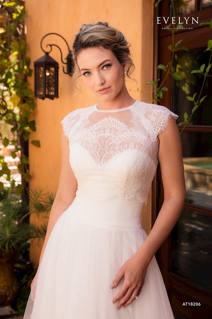 Evelyn Bridal AT18206