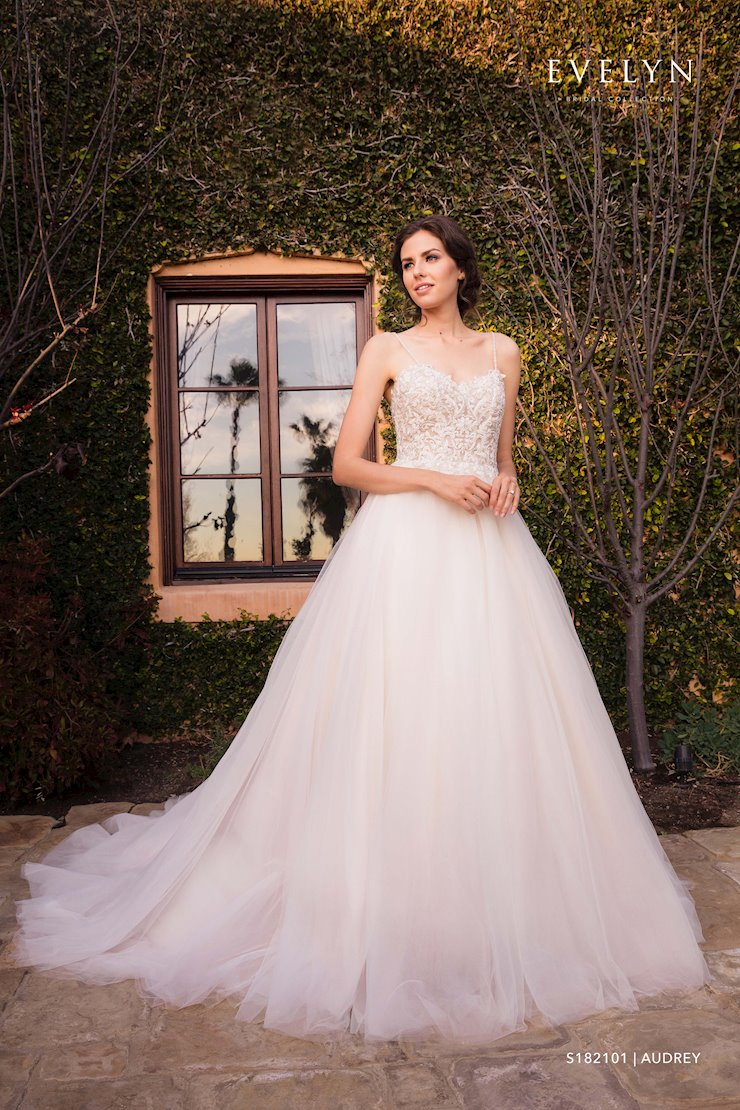 Evelyn Bridal Audrey S182101