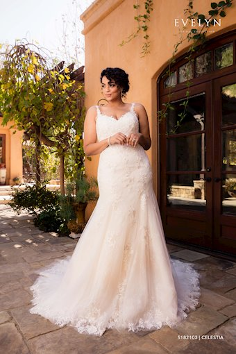 Evelyn Bridal Style #S182103