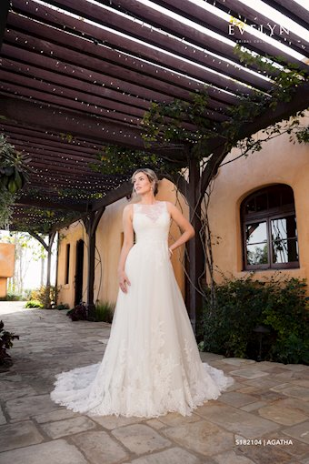 Evelyn Bridal Style #S182104