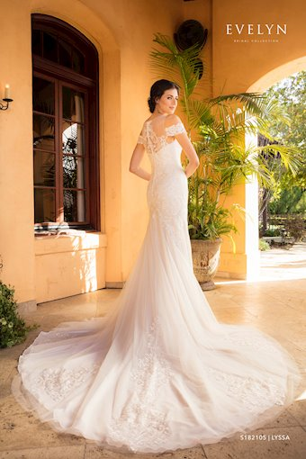 Evelyn Bridal Style #S182105