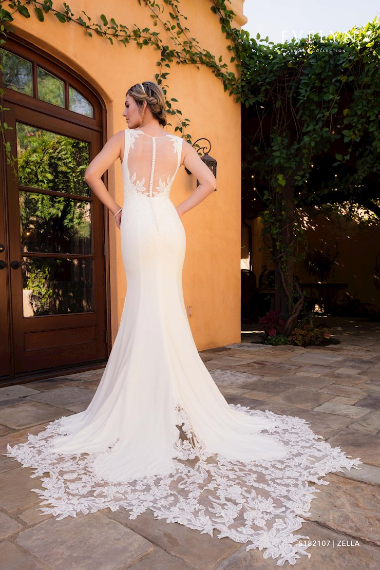 Evelyn Bridal Zella S182107 Image