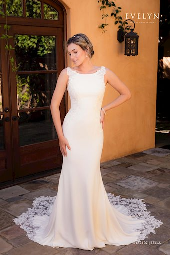 Evelyn Bridal S182107