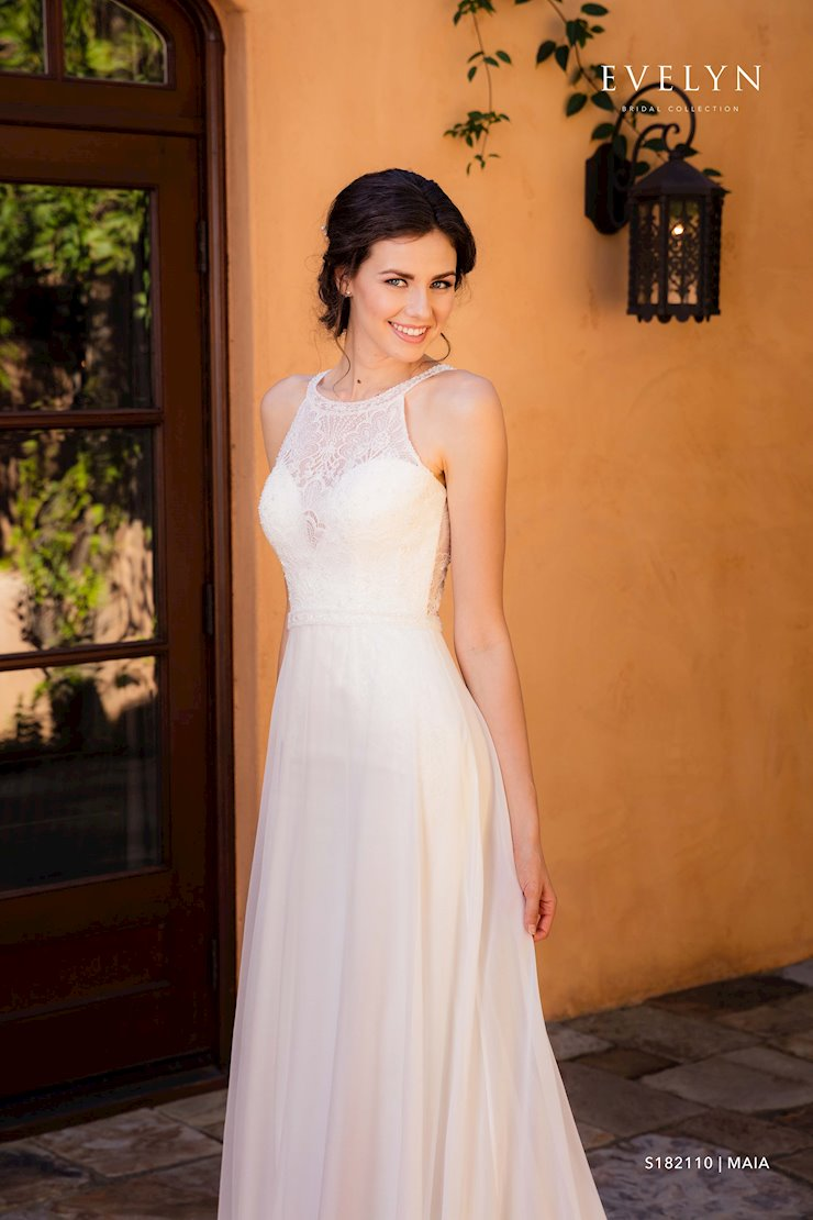 Evelyn Bridal S182110