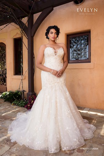 Evelyn Bridal Cassia S182111