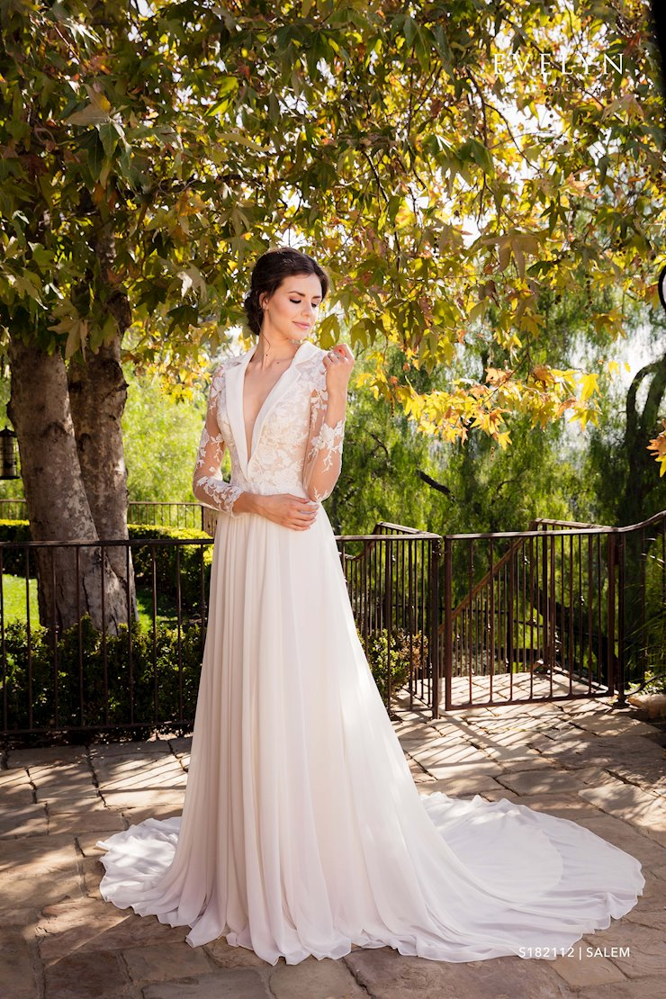 Evelyn Bridal Salem S182112 Image