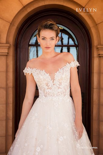 Evelyn Bridal Sophia S182113
