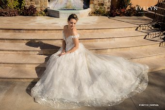 Evelyn Bridal S182113