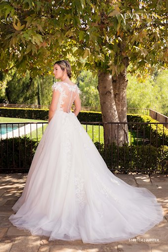 Evelyn Bridal Style #S182114