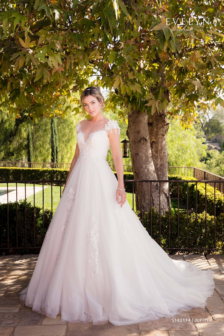 Evelyn Bridal S182114