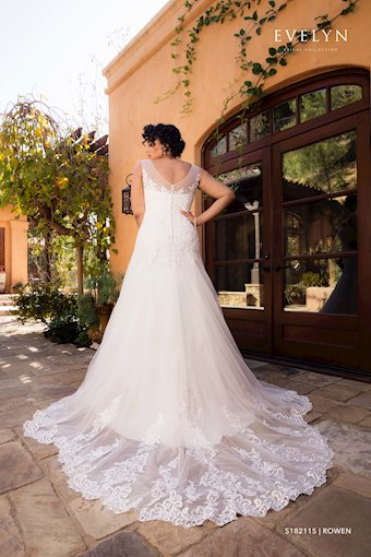 Evelyn Bridal Rowen S182115