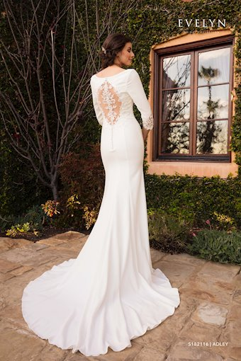Evelyn Bridal Style #S182116