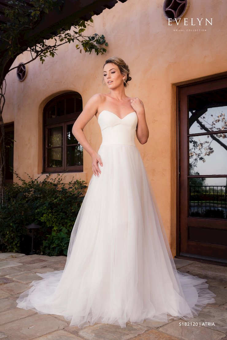 Evelyn Bridal S182120