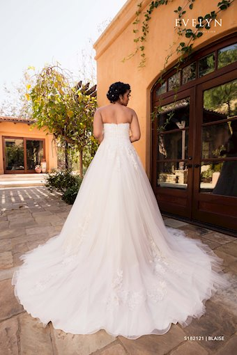 Evelyn Bridal Blaise S182121