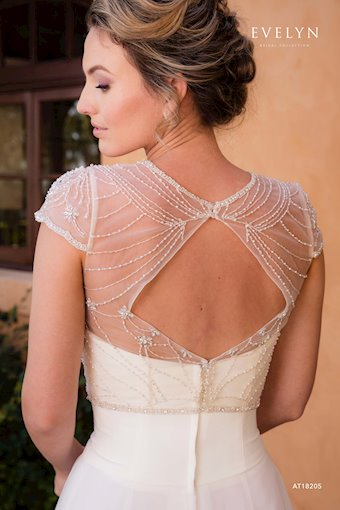 Evelyn Bridal T18205