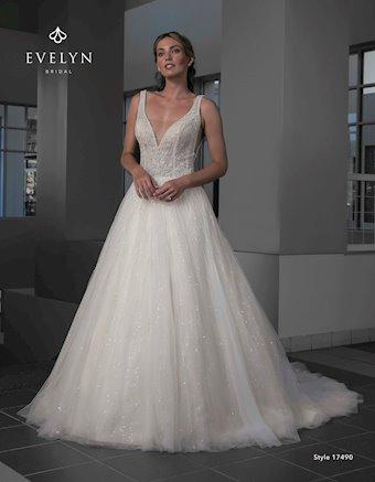 Evelyn Bridal Stella 17490