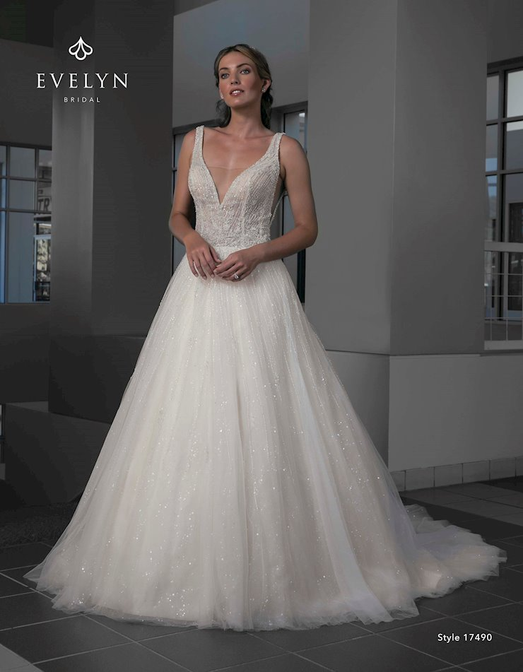 Evelyn Bridal Stella 17490