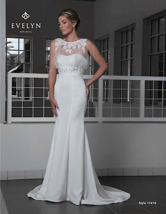 Evelyn Bridal Leonora 17610