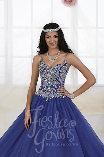 Fiesta Gowns 56351