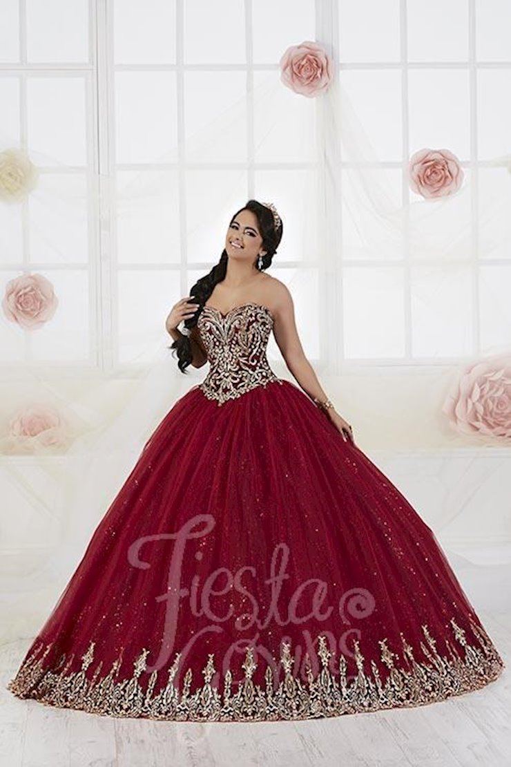Fiesta Gowns 56357