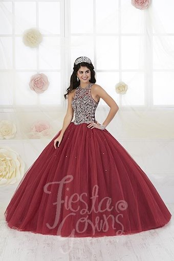 Fiesta Gowns Style 56361
