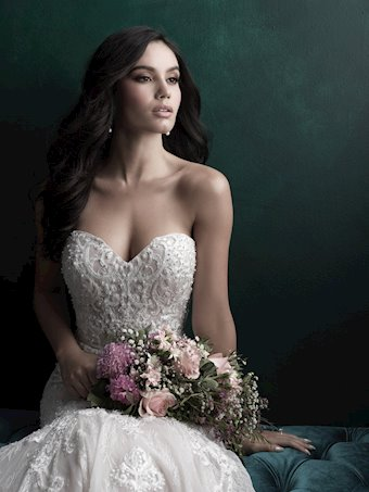 Allure Bridals C510
