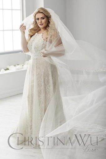 Christina Wu Love Style No. 29314