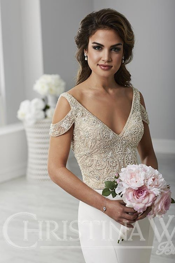 Christina Wu Brides 15675B