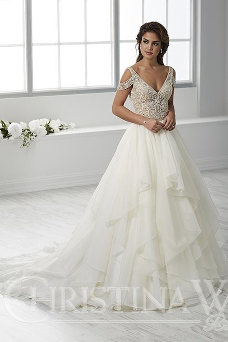 Christina Wu Brides 15676S