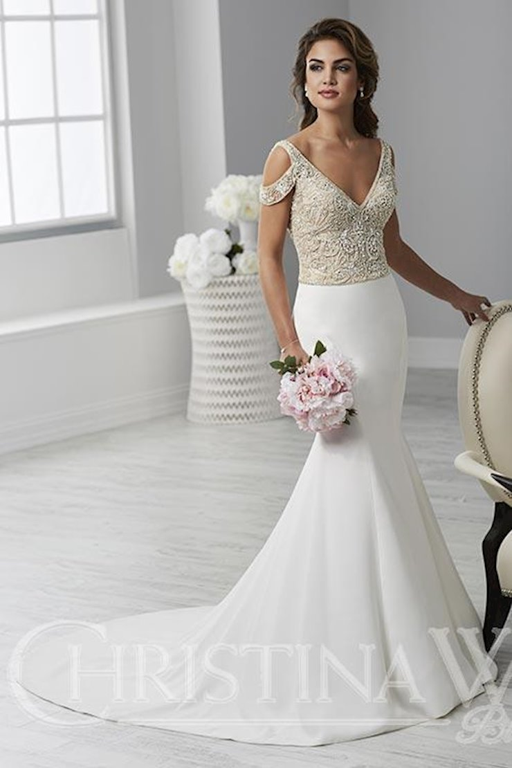 Christina Wu Brides 15677S