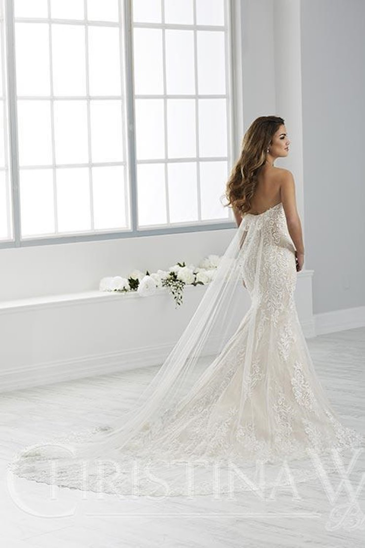 Christina Wu Brides 15678T