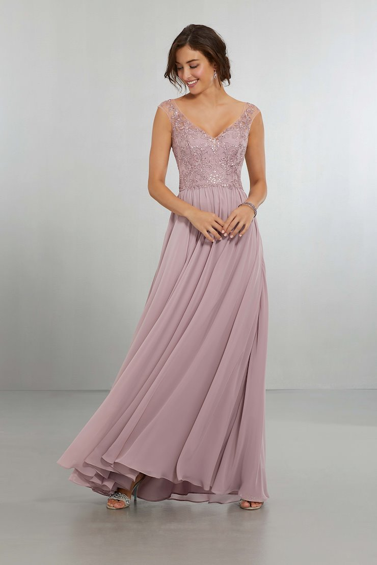 Mori Lee Bridesmaids Style No. 21558