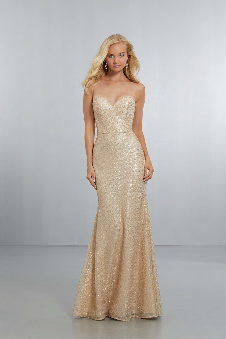 Mori Lee Bridesmaids 21560