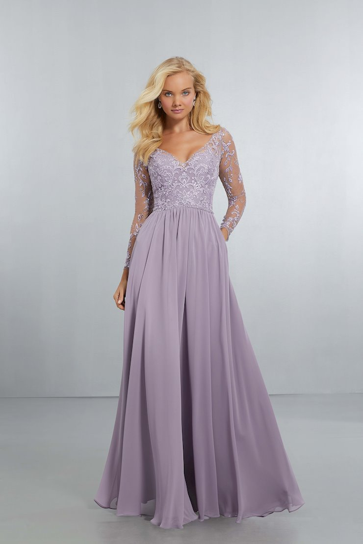 Mori Lee Bridesmaids Style No. 21561