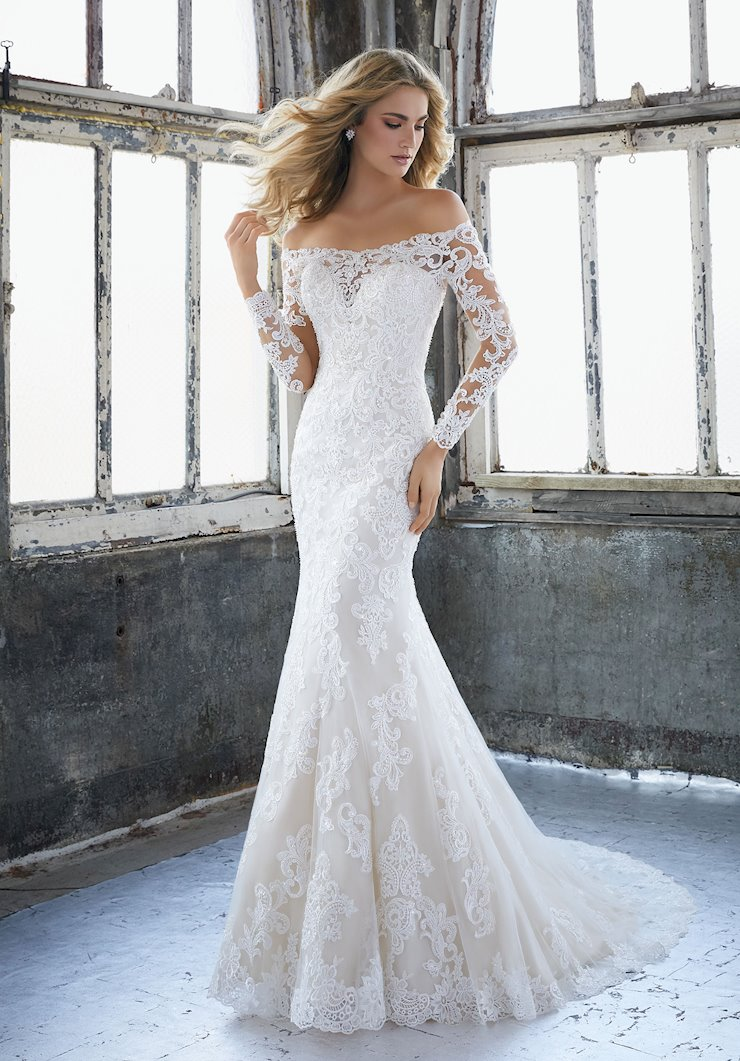 Mori Lee Bridal #8207