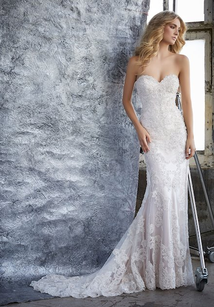 Mori Lee Bridal Bridal Dresses   One Enchanted Evening
