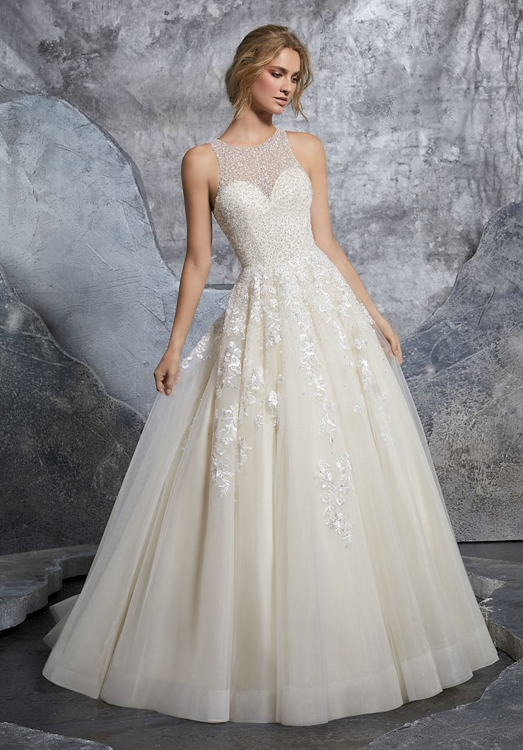 Mori Lee Bridal 8215