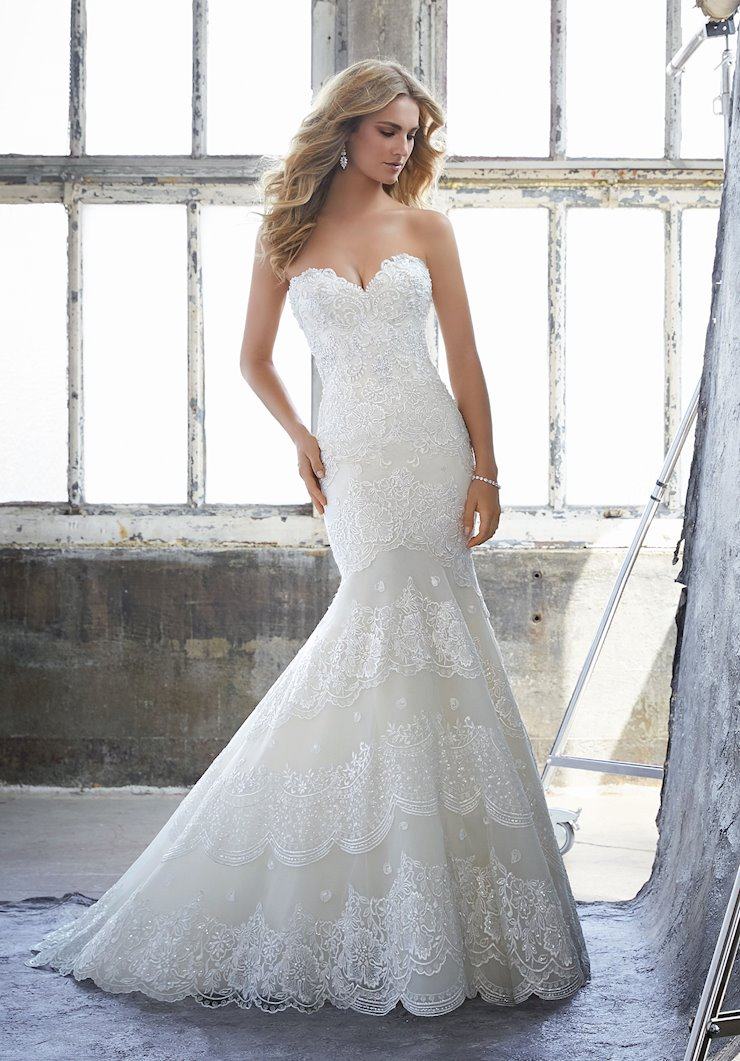 Mori Lee Bridal 8216