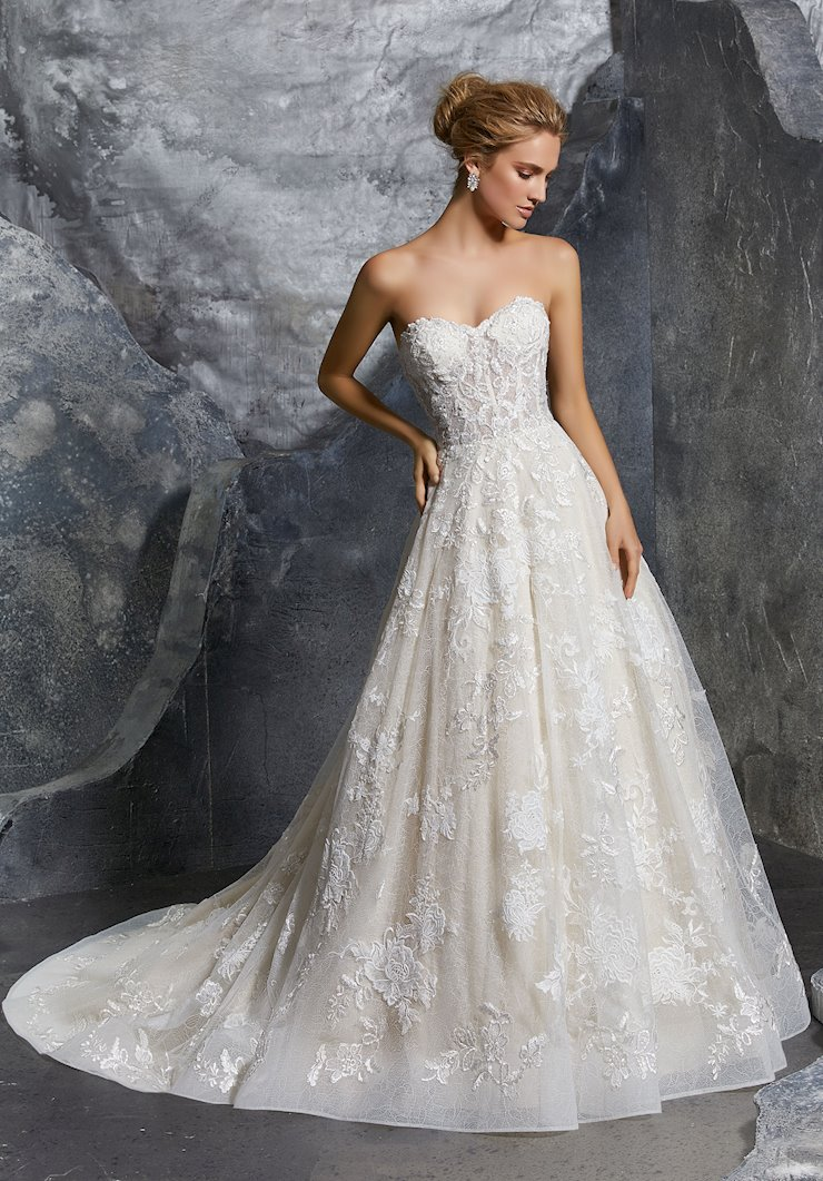 Mori Lee Bridal 8220