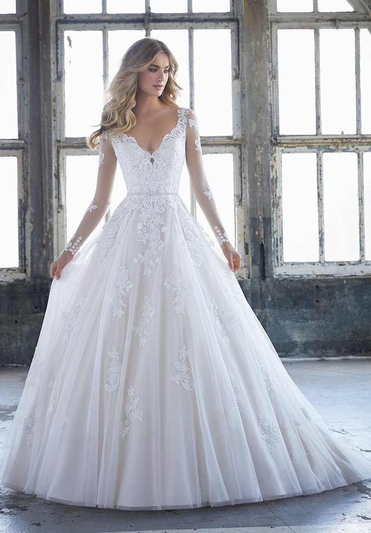 Mori Lee Bridal 8225