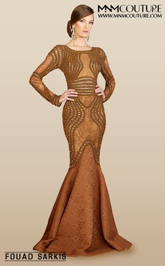 MNM Couture Style #2257A