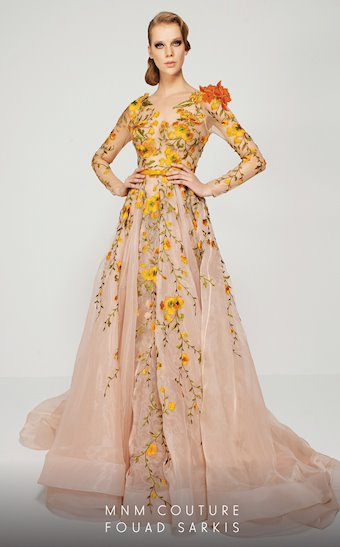 MNM Couture Style #2401