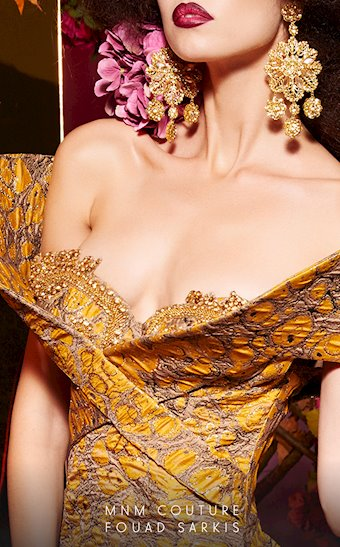 MNM Couture Style 2426