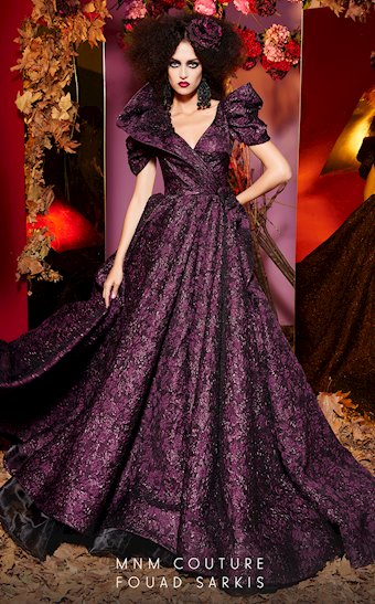 MNM Couture Style #2438