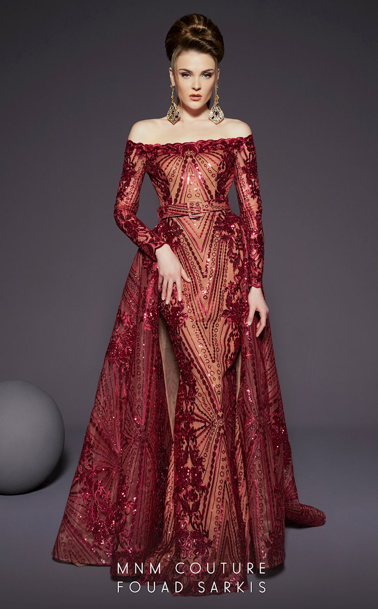 MNM Couture Style 2440  Image