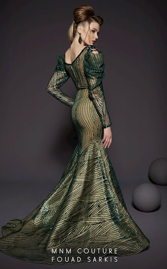 MNM Couture Style #2452